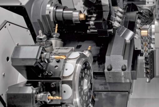 CNC机床的更新迭代可以大大提高零件生产的效率和自动化水平