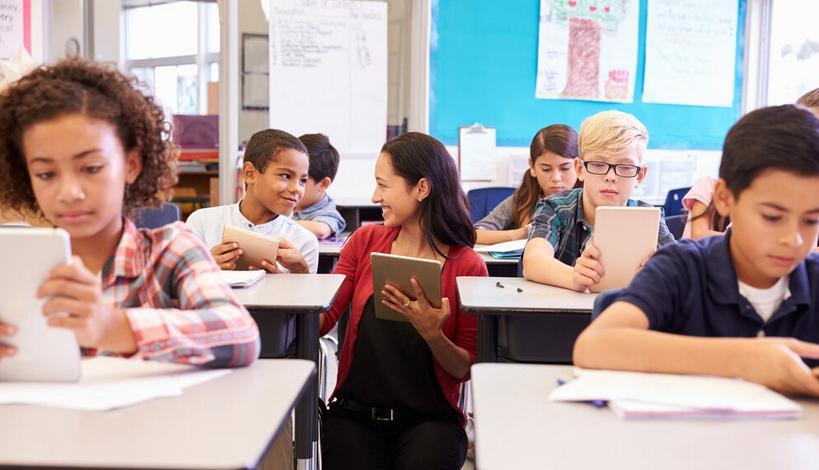 如何向孩子介绍科技以利于身心发展