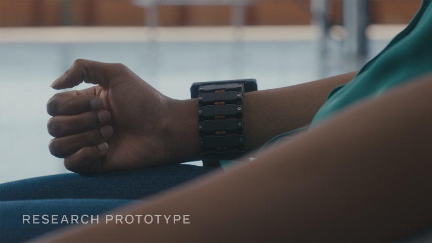 Facebook公布了其神秘的虚拟AR神经腕带控制器的进一步细节