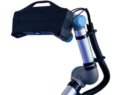 Evatronix与优傲机器人合作,实现3D扫描系统质量控制全自动化