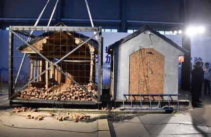 西安高校研发出能抗9度地震的可弯曲混凝土