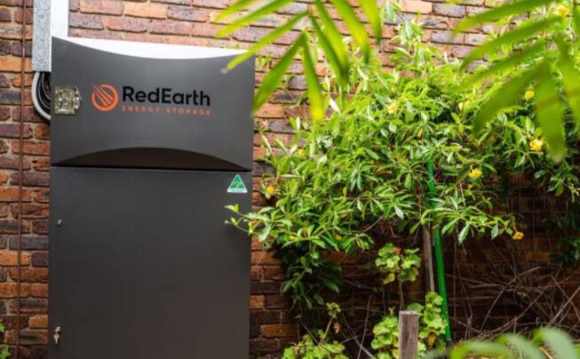 储能供应商RedEarth与房地产开发合作为澳大利亚新建房屋提供家用太阳能+储能系统