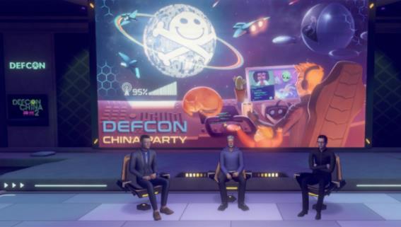 百度安全联手DEF CON举办全球首个全VR极客大会,遇见苹果创始人谈AI、VR前景