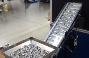 新的小型输送机:易于移动 能7天24小时满足机械厂的需求