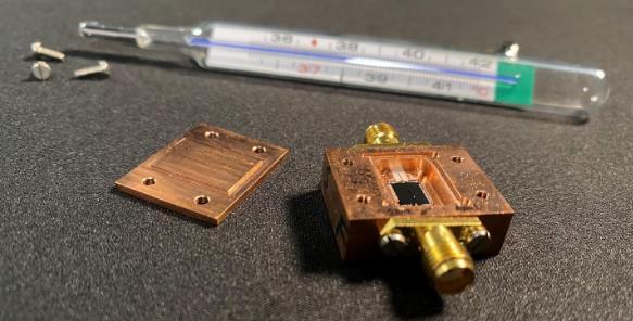 量子热力学领域的新机遇!新型温度计可以加速量子计算机的发展