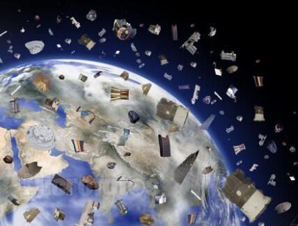 全球首颗!用磁铁清理太空垃圾的卫星成功发射!