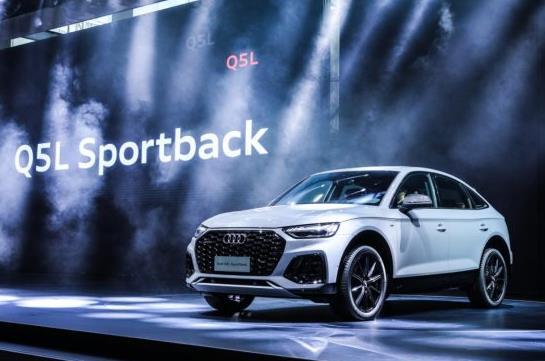 奥迪Q5L Sportback销量激增 上市即爆款,入场即焦点