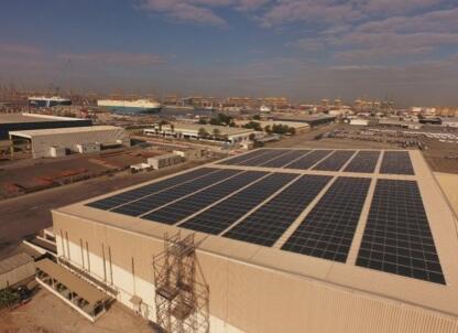 分布式太阳能发电系统在中东和北非地区的发展前景如何?