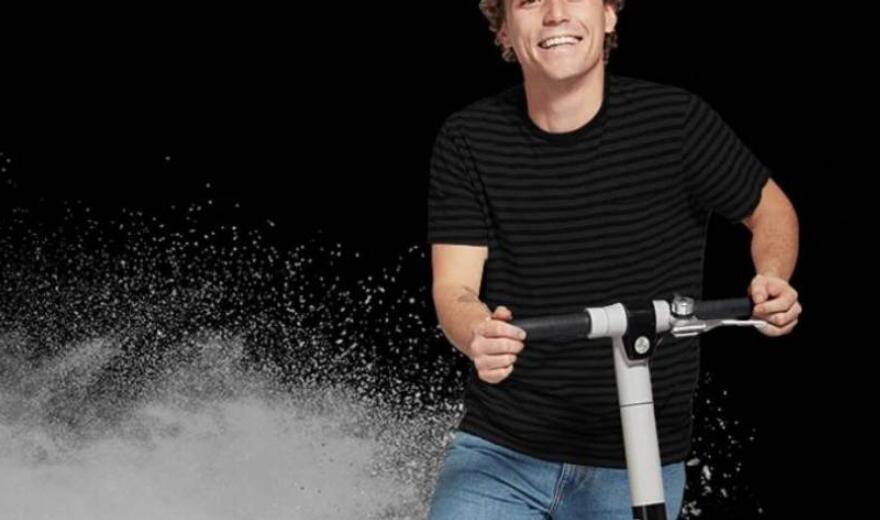 GMAX推出电动可折叠踏板车:一次充电可以骑行45英里