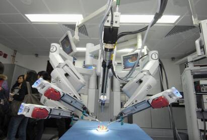 人工智能推动机器人辅助手术,除了替代医生还能做什么