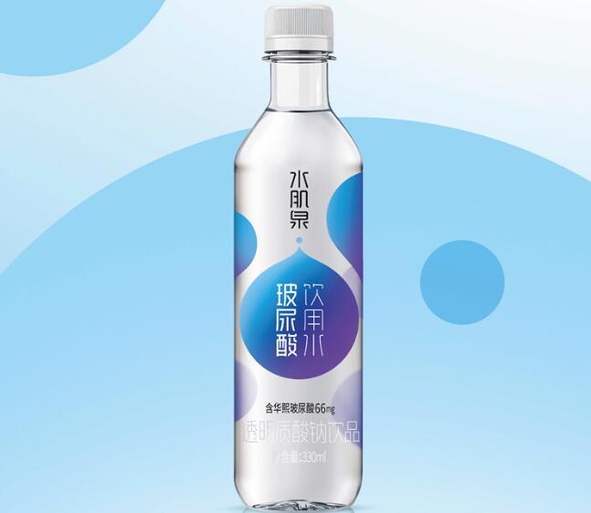 国内玻尿酸龙头华熙生物推出首款玻尿酸饮用水