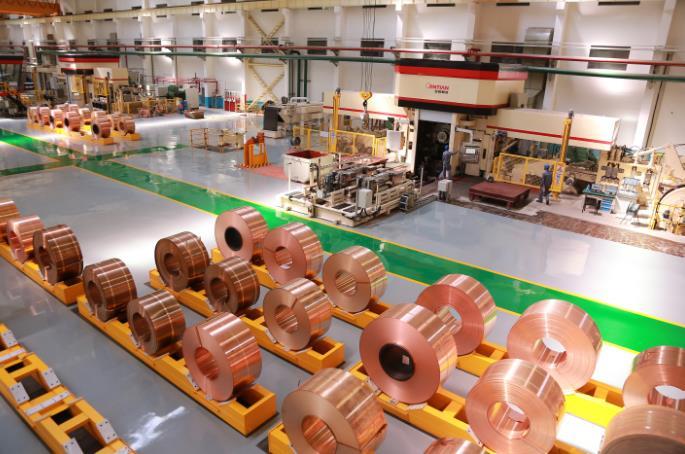 金田铜业发布15亿可转债募集资金 稳固行业龙头地位