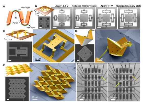 世界上最小的自折叠纸鹤诞生!如何打造纳米级形状记忆驱动器?