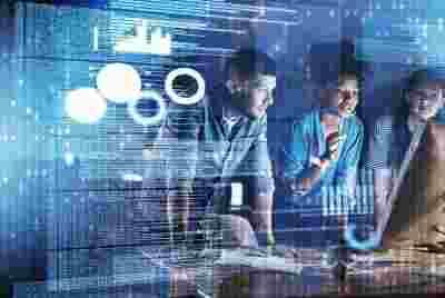 如何通过采用自动化和智能技术来解决日益上升的网络安全问题?