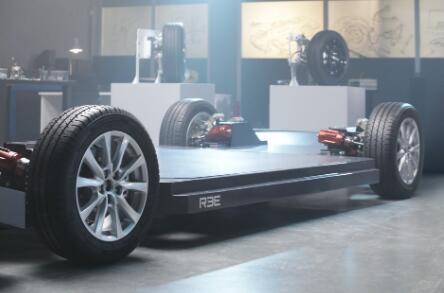 电动汽车新势力REE发布5种商用电动汽车平台技术 可按需定制