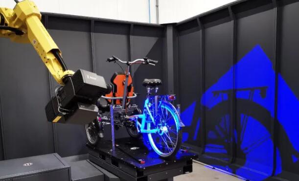 3D计量技术让定制化的自行车成为可能