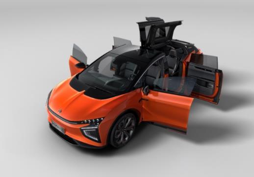 华人运通新款高合HiPhi X将采用骁龙汽车5G平台,重新定义和赋能下一代驾乘体验