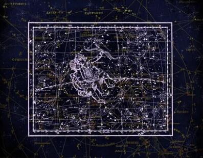 地平线望远镜新组合,揭示了超大质量黑洞附近的磁性结构