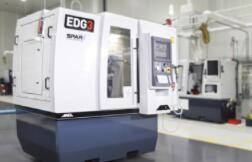 新型放电研磨机:PCD循环时间缩短了50%