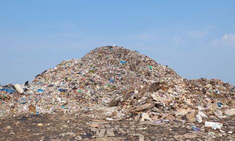 新型算法可按毒性和数量的顺序,对垃圾填埋场中存在的毒素进行排名