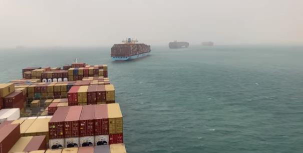 苏伊士运河世纪大堵塞波及全球能源市场 国际油价显著上涨