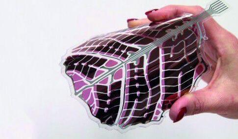 研究人员开发低成本的柔性太阳能电池 未来有望嵌入衣服为可穿戴设备供电