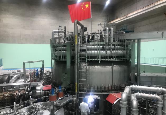 """中國人造太陽升級改造:1億攝氏度""""燃燒""""100秒,清潔能源將用之不盡"""