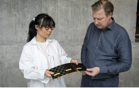 """研究人员在""""无质量""""电池方面获重要突破 比普通电池好十倍"""
