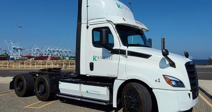 随着电动汽车经济的改善,中型和重型卡车运输可能成为清洁运输的下一个前沿