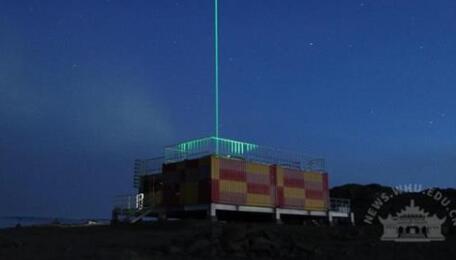填补空白!武大研制激光雷达在南极中山站部署应用