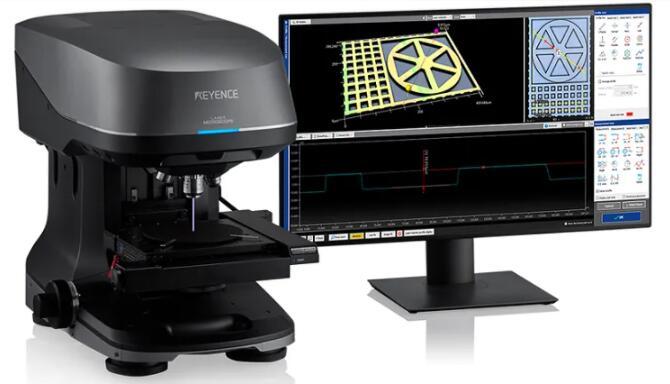 白光干涉测量技术被应用到3D表面轮廓仪中,可进行纳米级的测量