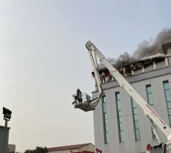 台湾半导体大厂强茂工厂突发火灾!影响范围不波及现有二极管产线