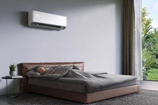 小米发布新风空调 能够实现42分钟全屋快速换气