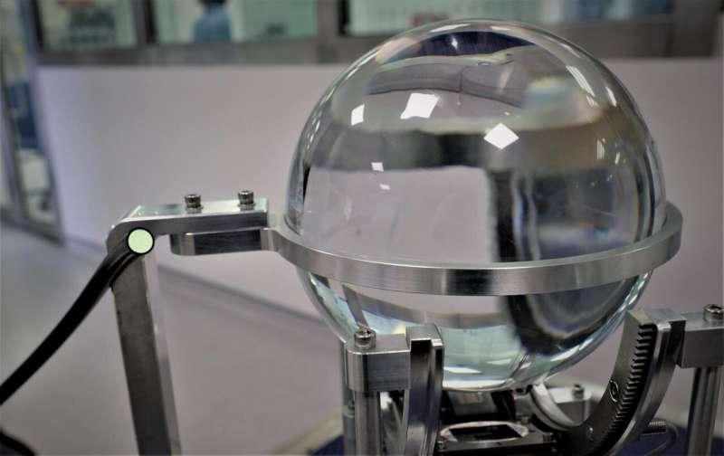 """科学家们设计了""""智能""""装置来捕捉日光"""