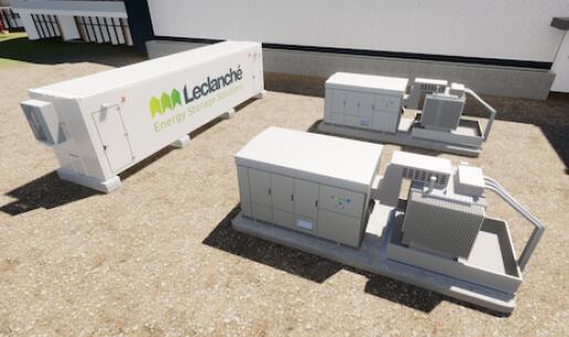 瑞士电池企业Leclanché获得6317万美元融资 将用于推动固定储能业务发展