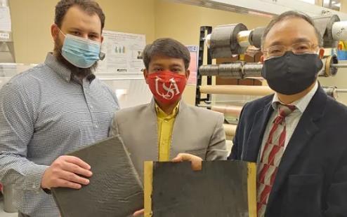 研究人员开发下一代高性能碳纤维增强聚合物(CFRP)复合材料