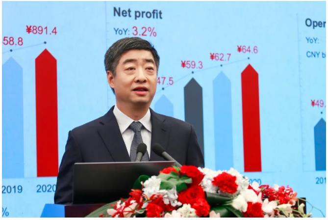 华为2020年销售收入8914亿元背后是什么?首发开发者联盟生态市场