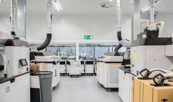 福特与惠普合作将3D打印废料转化为车辆零件