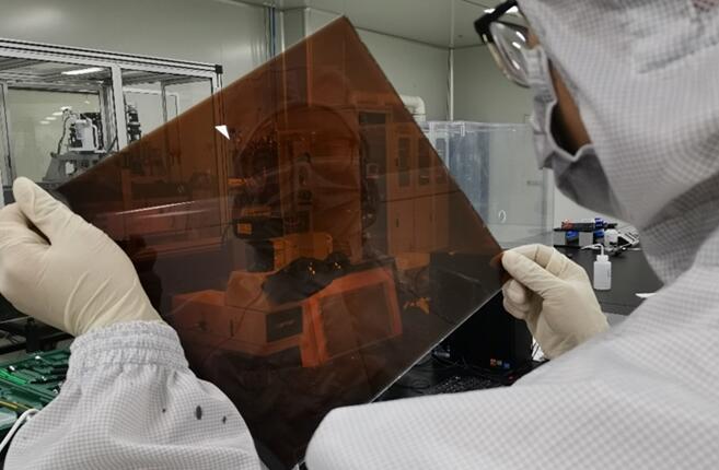 创纪录!极电光能钙钛矿太阳能电池实现20.5%的光电转换效率