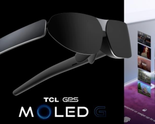 GPS与TCL共同推出可穿戴VR Glass产品,无需耳机即可享受高音质和立体环绕声
