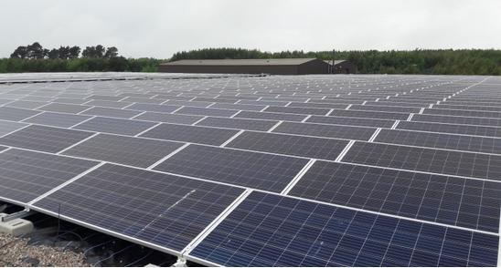 苏格兰太阳能公司呼吁苏格兰公平分享太阳能