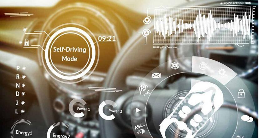自动驾驶汽车具有自带算法并成为技术发展日益增长的领域