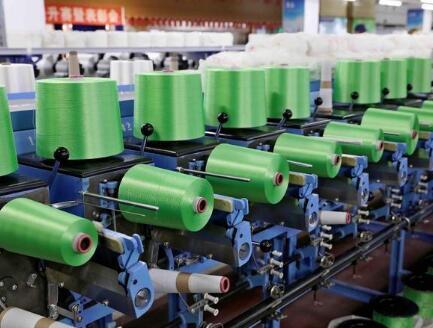 吉林化纤集团产品销量14.87万吨,同比增长55%,创历史最好水平