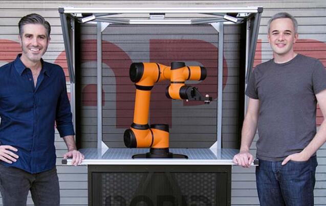 Rapid机器人获1200万美元A轮融资,由NEA牵头