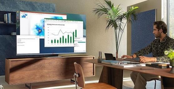 联发科携三星发布全球首款Wi-Fi6E 8K电视QLED Y21,为用户带来更好的家庭娱乐体验