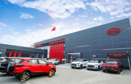 比亚迪正式宣布旗下全系纯电动车型搭载刀片电池 启用针刺测试作为企业标准