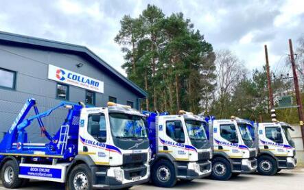 资耗资数百万英镑!Collard集团投资了3个Kiverco废物回收工厂