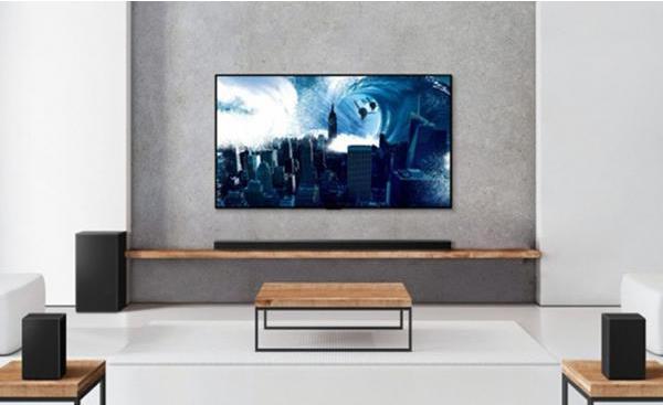LG发布2021款条形音箱系列产品,可实现24位/96kHz的无损播放