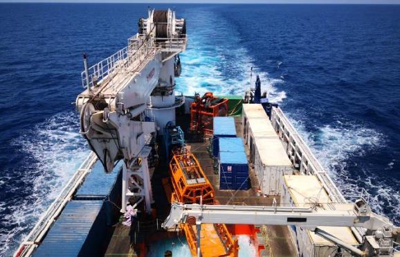 """厉害了!""""海牛Ⅱ号""""海试成功 刷新世界深海海底钻机钻探深度"""