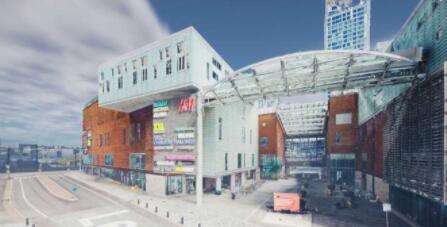 3D城市模型的多种用途:可用于研究、商业等